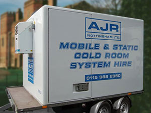 Mobile Cold Storage