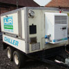 Mobile Refrigeration Compact Trailer